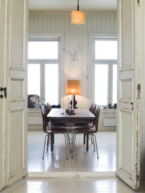 Hjemmebesøg på en gammel skole i norge   boligciousboligcious