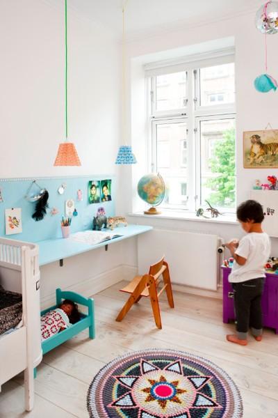 Inspiration til drengev relset boligciousboligcious for Habitaciones infantiles garabatos