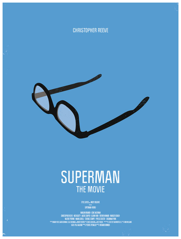 Supermand dagens poster - Superman interior designs ...